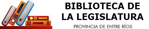 Biblioteca de la Legislatura de Entre Ríos